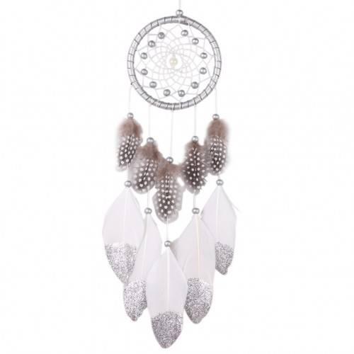 Feather Pendant Dream Catcher