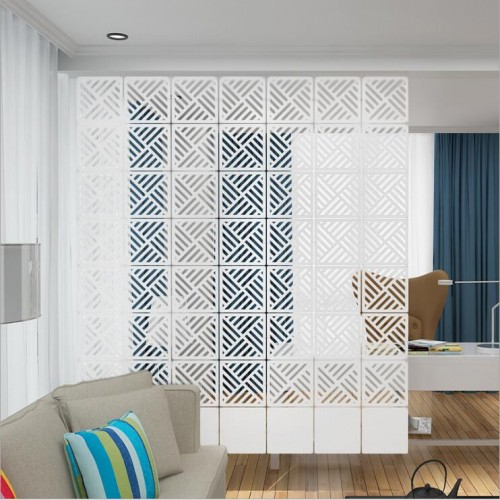Modern Simple A living room Hanging folding screen Dining room partition The entrance curtain