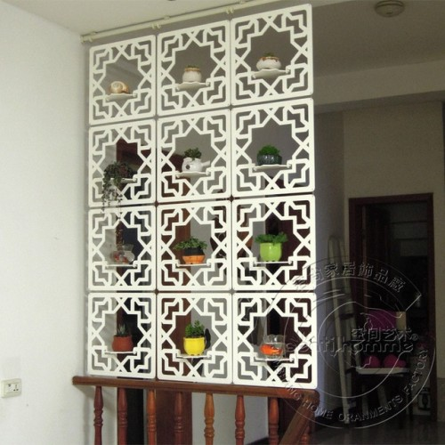 Wooden Decorative Room Partitions Biombo Room Partition Wall Room Dividers Partitions Wood Cutout Home Screen Folding
