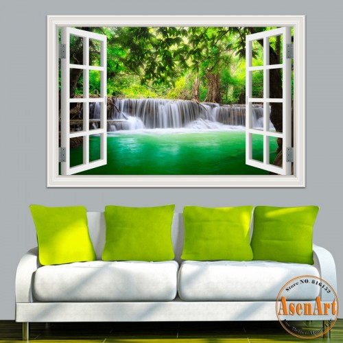 Decal Sticker Home Decor Living Room Nature