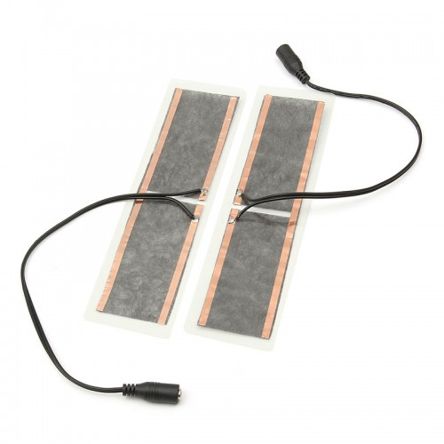 5V USB Carbon Heating Sheet Winter Warmer Electric Heaters for Shoes clothes Warming Brand NEW
