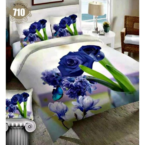 3D Printed Three Piece Bed Sheet Set (14)