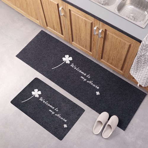 Kitchen Accessories Door Mat Tapete Doormats Carpet Thin Non Slip Kitchen Bathroom Carpet Room Pad Floor