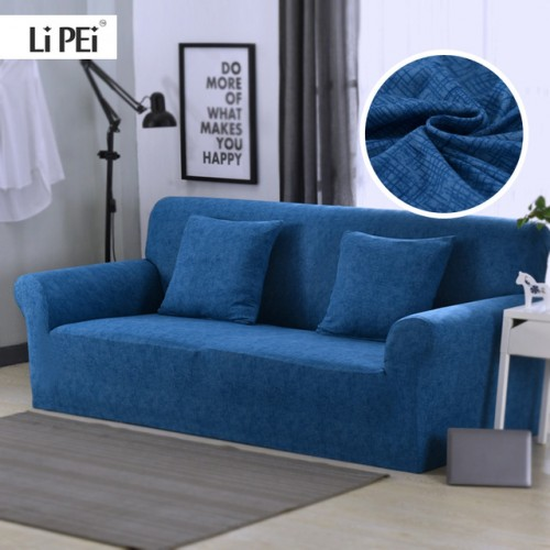 Cross pattern Elastic Stretch Universal Sofa Covers Sectional Throw Couch Corner Cover Cases for Furniture Armchairs
