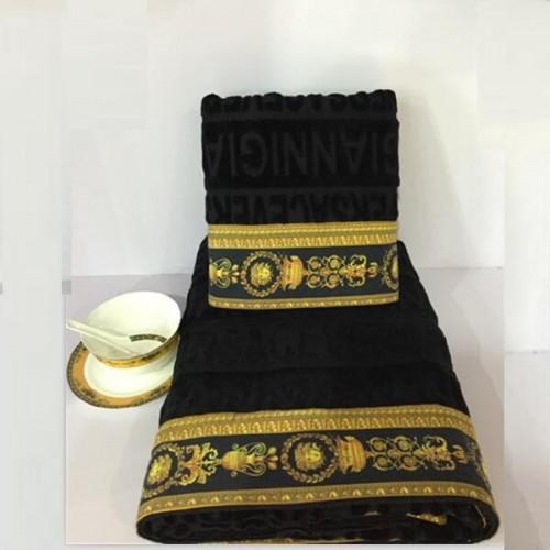 Dur vel de alta qualidade europa design new engrossar 100 algod o branco liso preto