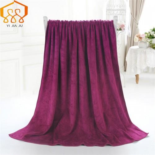 Engrossar Toalha de Microfibra Toalha de Banho Super Absorvente Home Textile Grande Toalha Grossa Sal