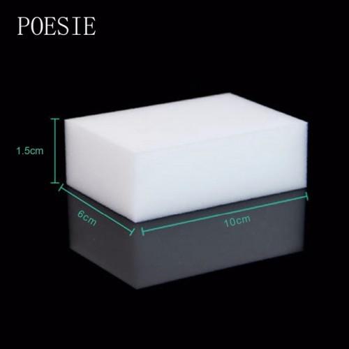 10PCS White Magic Sponge Eraser Melamine Cleaner Multi Functional Kitchen Bathroom Cleaning Tools Nano Sponge New