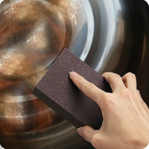 Nano Sponge Magic Eraser for Removing Rust cleaning cotton Emery sponge Melamine sponge kitchen supplies descaling.