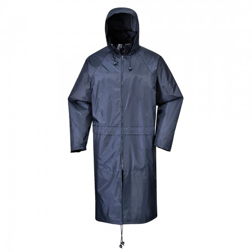 Classic Adult Rain Coat With Pockets Adult Rain Gear