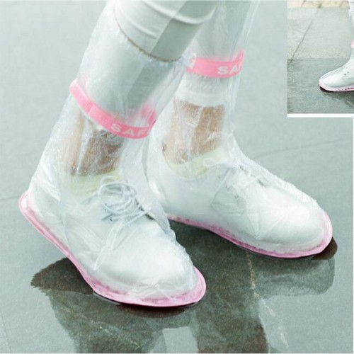 Outdoor Raincoat Set Cycle Rain Boots Overshoes Rainboots Travel Essentials overshoes rain Quality Waterproof Rain