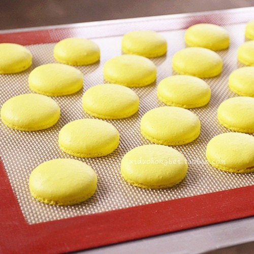40 30cm Glass Fiber Silicone Baking Mat Nonstick Pastry Mats Macarons Pad Can Put the Oven