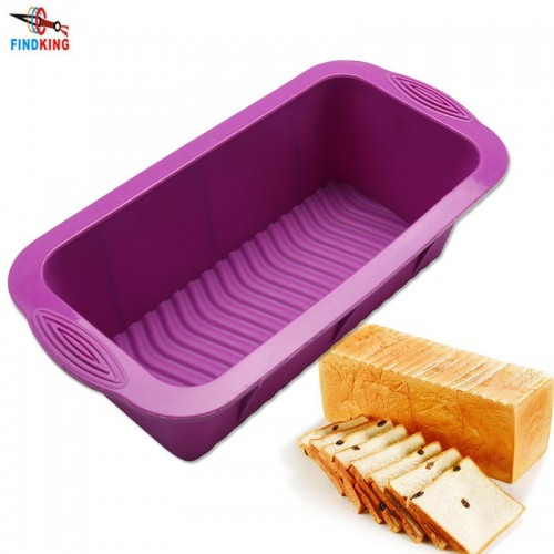 FINDKING DlY 3D 25 5 13 7cm 150g Silicone Cake Mold Baking Tools Bakeware Maker