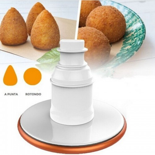 Italy DIY Rice Ball Maker Arancini Maker Arancinotto Stampo Onigiri Rice Vegetable Roll Mould Croquettes Balls