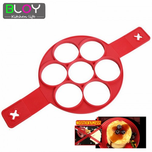 Non Stick Cooking Tool Egg Perfect Pancakes Pan Flip Breakfast Maker Cheese Egg Cooker Eggs Tools