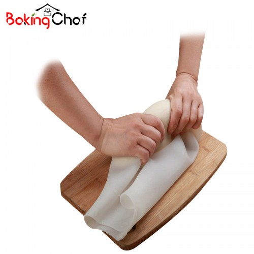 Silicone Pizza Dough Maker Roller Bag Mixer Cookie Dough Homemade Baking Pastry Tool Kitchen Dining bar