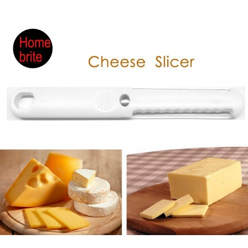 Plastic Cheese Slicer with Wire Butter Cutter Slice in Same thickness 2mm or 3mm Use Safety