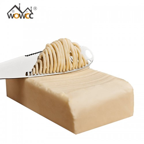 Stainless Steel Butter Knife Cheese Dessert Jam Spreaders Cream Knifes Utensil Cutlery Dessert Tools for Toast