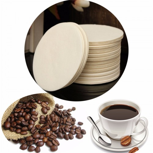 Big Promation 350Pcs Per Pack Coffee Maker Replacement Professional Filters Paper For Aeropress Coffee Tea Tools