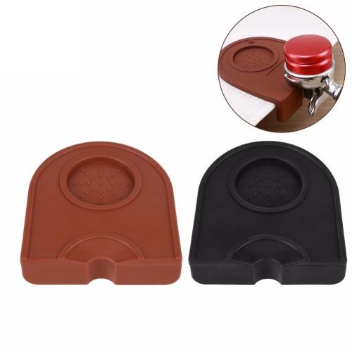 Manual Barista Coffee Espresso Latte Art Pen Tamper Holder Silicone Pad Mat Kitchen Accessories