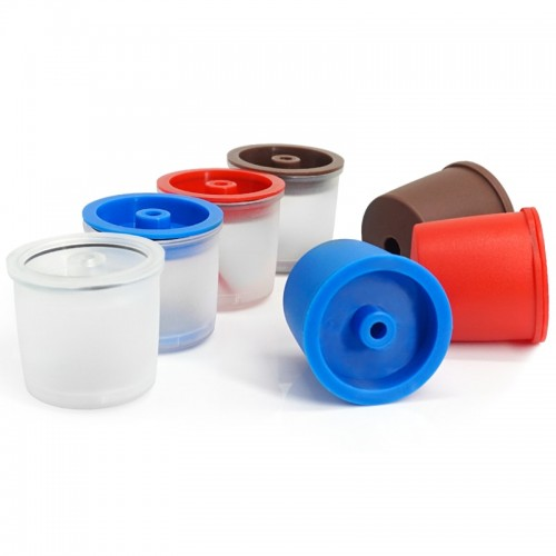 Reusable Iperespresso Capsule Refillable Coffee Capsulone Cups Compatible illy Machines Refill Coffee Filte