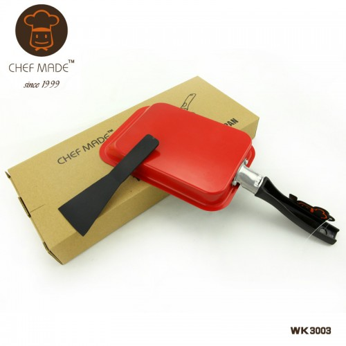 Newest Plancha Omelette Pan Cooking Tools Non stick Frying Pan Mini Pot Japanese Style Small Fry