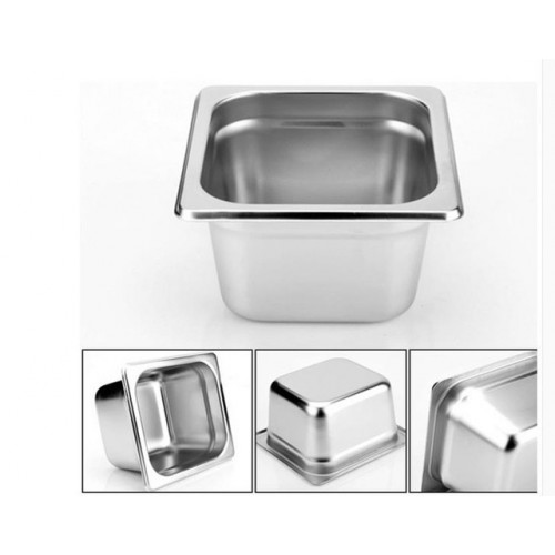 Stainless steel bain marie with lid 1 5l jam food pan for Sideboard jam