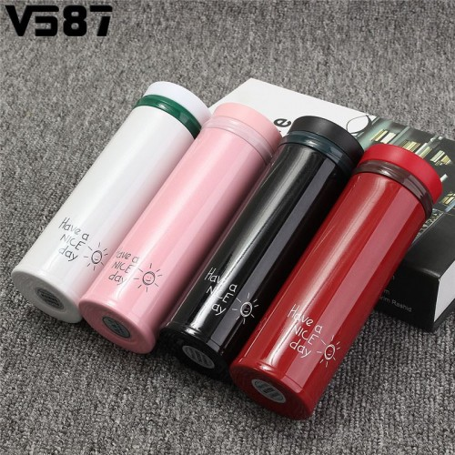 Stainless Steel Bottle Lovely 350ml Thermoses Cup Vacuum Flasks Thermo Coffee Mug Travel Drinking Kettle Birthday