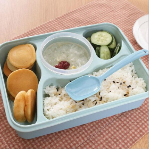 Hot Sale 4 1 Food Container Storage Box Single Children Box for Lunch Portable Microwave Bento.jpg 640x640