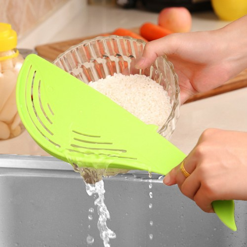 Whale Wash rice organ more function Wash rice spoon wash Fruits Originality Kitchen Articles Wash rice.jpg 640x640