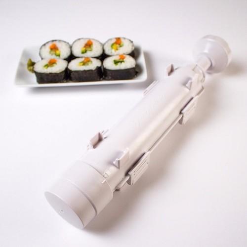 Sushi Maker Roller Roll Mold Sushi Roller Bazooka Rice Meat Vegetables DIY Sushi Making Machine Kitchen