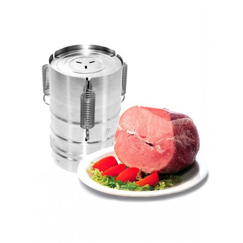 Ham Press Maker Machine Stainless Steel Seafood Meat Poultry Tools for Kitchen Cooking