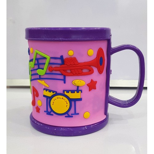 Child Washable Cartoon Cups Water Cups For Children Kids Learn Drink Feeding Baby Training Cups