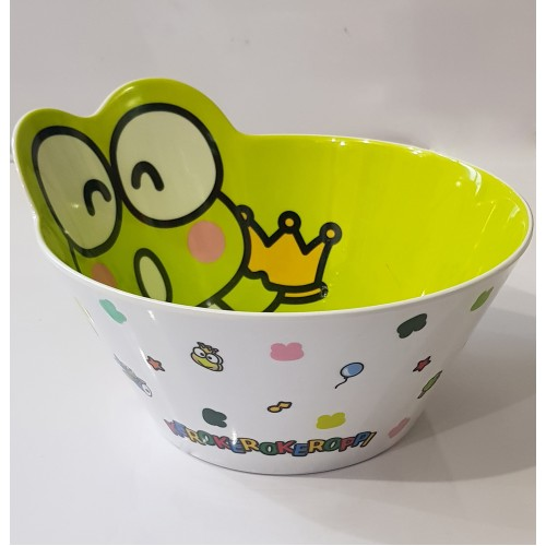 Cartoon Pattern Tableware Food Grade Melamine Anti Knock Big Bowl