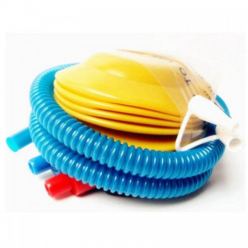 5 Inch Newly Design Super Quality Essential Inflatable Float Toy Air Foot Pump Air Inflator Balloon