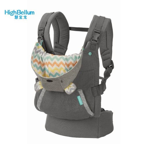 Baby Carrier Sling Portable Child Suspenders Backpack Thickening Shoulders 360 Ergonomic Hoodie Kangaroo Baby Carrier