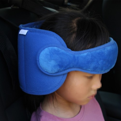 Child Baby Head Fixed Sleeping Pillow Car Seat Head Supports Kid Neck Protection Safety Headrest Adjustable