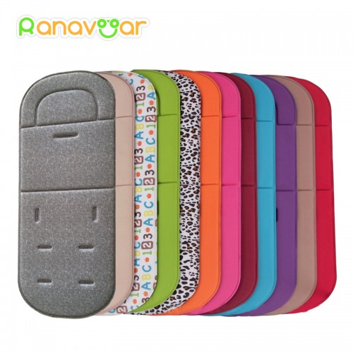 New Comfortable Baby Stroller Pad Four Seasons General Soft Seat Cushion Child Cart Seat Mat Kids