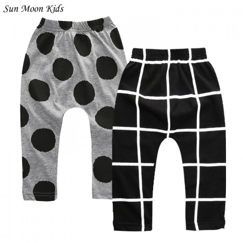 Children Pant For Boys Cotton Girls Clothes Kids Pants Baby