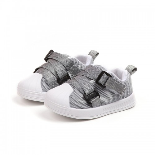European New brand fashion lace up baby shoes unisex lace up solid girls boys shoes
