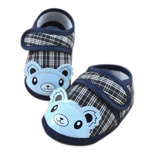 MUQGEW Baby Cute Cartoon Bear Shoes Toddler Infant Unisex Girls Boys Soft Sole Crib Toddler Shoes