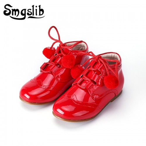 Girl Shoes Baby Toddler Genuine Leather Ankle Boots Spring Girls Autumn Children Shoes Kids boots