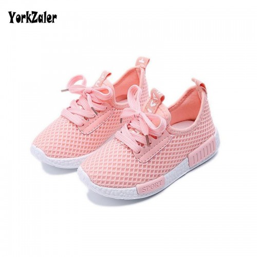 Kids Shoes Fashion Mesh Casual Children Sneakers For Boy Girl Toddler Baby