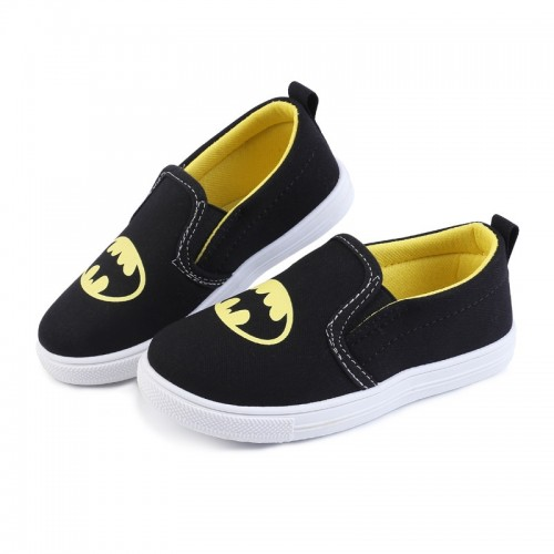 New Fashion Kids Shoes Exclusive Super Heroes Batman Superman For Boys Toddler Boy Soft Sneakers