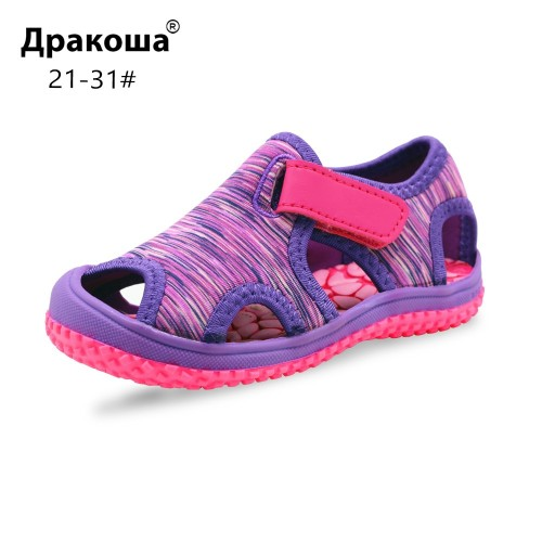Unisex Beach Sandals for Toddler Girls Summer Kids Sports Shoes Baby Girls and Boys