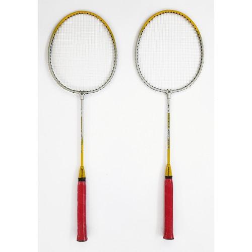 Professional Player Badminton Racket Set Indoor Outdoor Sports Children Practice Badminton With Cover Bag