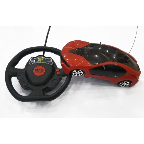 Racing Sports Car simulation Full Function Remote Control Toy Kids wheel