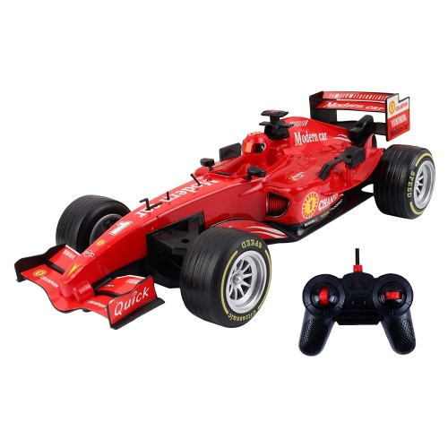 Scale Champions Remote Control High Speed Formula Racing Car Toy