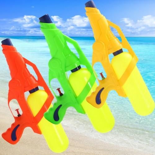 1PC Children Holiday Fashion New Blaster Water Gun Toy Kids Colorful Beach Squirt Toy Pistol SprayWater