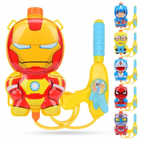 Summer Toy Water Gun Boy Girl High Pressure Water Gun Baby Playing Water Toys