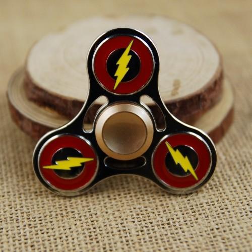 Flash Metal Fidget Spinner Hand Spinner Finger Spinner Anti Stress for ADHD Figet